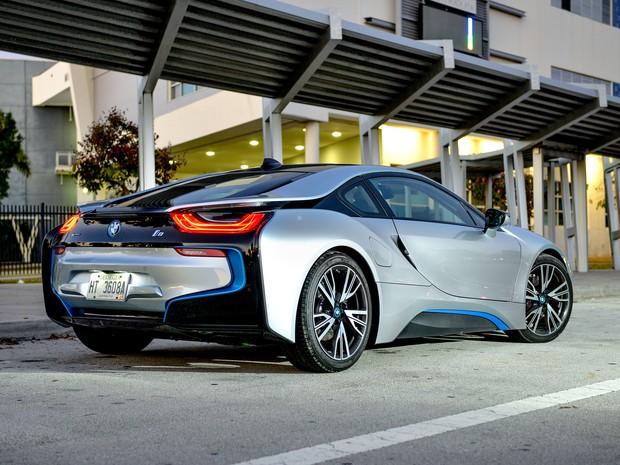 BMW i8 (Foto: Jasen Delgado/Divulgação BMW)