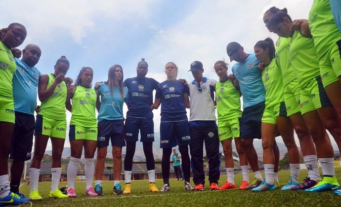 São José futebol feminino (Foto: Tião Martins/PMSJC)