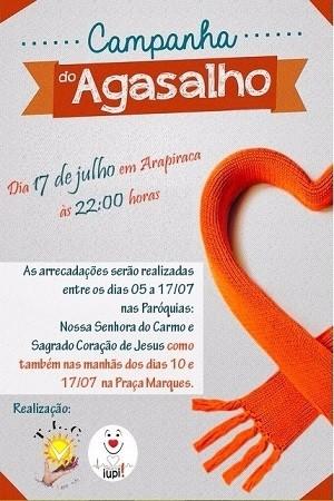 89cb186526597 Grupos realizam arrecadação para ajudar moradores de rua de Arapiraca  (Foto  Divulgação TLC