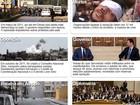 Coreia do Norte tentou enviar peças de mísseis à Síria, diz jornal