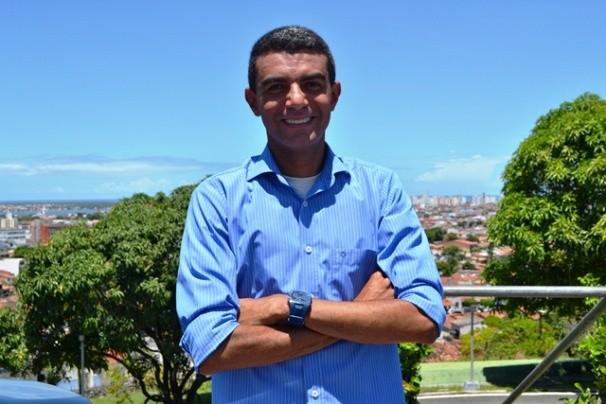 Anderson Barbosa apresenta o Terra Serigy deste sábado, 19 (Foto: Divulgação / TV Sergipe)
