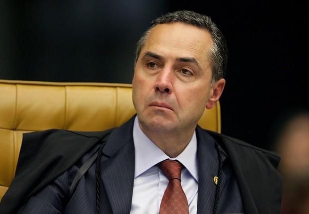 O ministro Luis Roberto Barroso substituiu Joaquim Barbosa no Supremo Tribunal Federal (STF) (Foto: Fellipe Sampaio/STF)