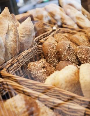 EuAtleta - pães glúten  (Foto: Getty Images)