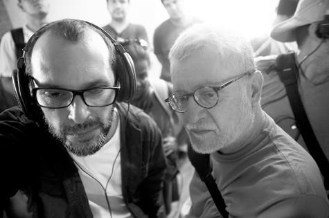 José Luiz Villamarin e Walther Carvalho  (Foto: Divulgação)