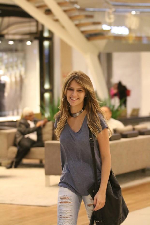 Isabella Santoni (Foto: Fábio Moreno / AgNews)