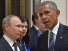 Obama e Putin falam sobre Síria em cúpula no Peru
