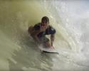Confira Gabriel Medina em ação nas ondas artificiais criadas por Kelly Slater