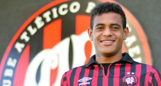 REFORÇO (Divulgação/ Site oficial Atlético-PR)