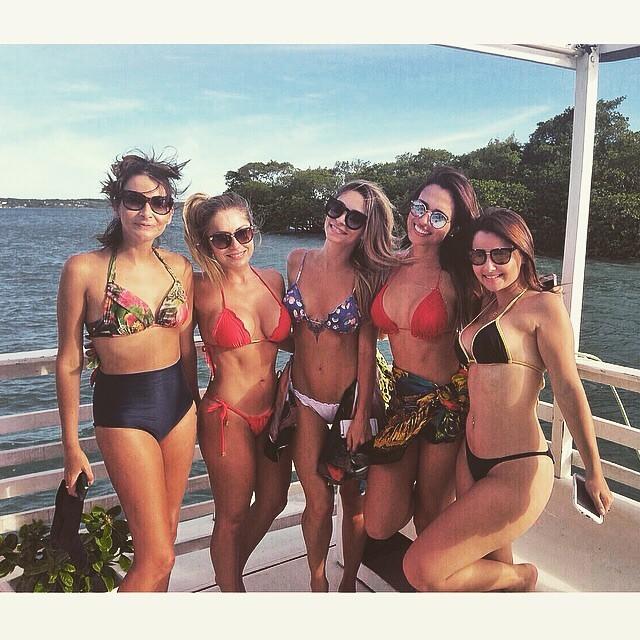 Renatinha e amigas (Foto: Reprodução/ Instagram)