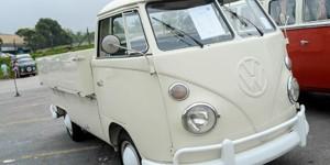 VW produz versão pick-up a partir de 1967 (Foto: Flavio Moraes / G1)