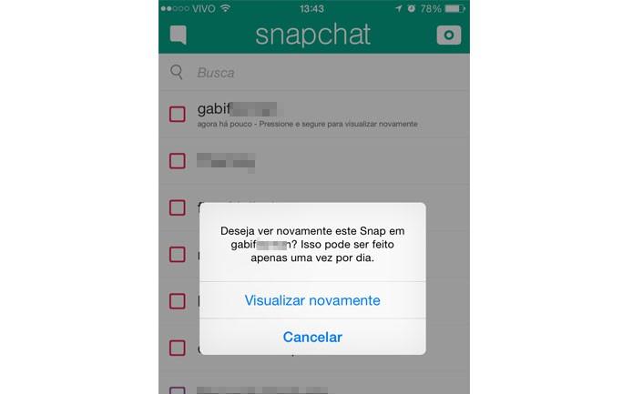 snapchat como buscar putas