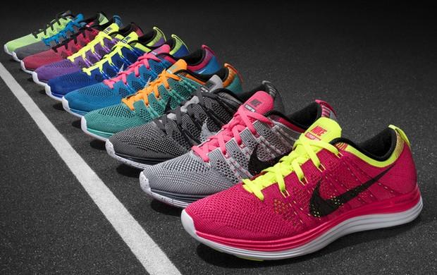 Tenis_Nike_Flyknit_Lunar+1 (Foto: Infoesporte)
