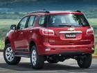 Chevrolet faz recall da Trailblazer por falha em banco
