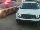 Polícia localiza quarto carro furtado da fábrica da Jeep