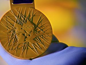 medalha Londres (Foto: Reprodução SporTV)