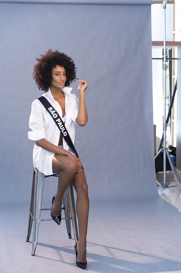 Miss São Paulo BE Emotion 2016 – Sabrina Paiva (Foto: Lucas Ismael / Divulgação Miss BE Emotion 2016)