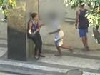 Empresário grava mil horas de cenas de violência no Centro do Rio