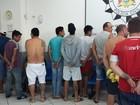 Megaoperação contra tráfico de drogas prende 24 suspeitos no RS