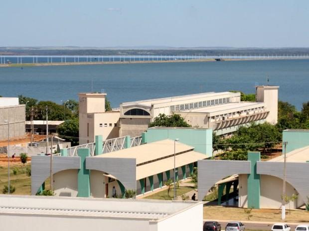 Câmpus de Palmas da UFT (Foto: Dicom UFT/Divulgação)