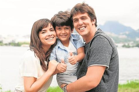 Vanessa Giácomo e Rafael Infante (Foto: Fernando Pereira)