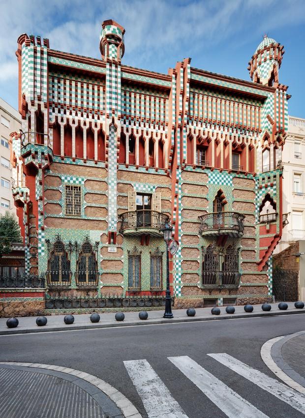 casa-vicens-abrira-como-museu-barcelona-antoni-gaudi-1 (Foto: Reprodução/Casa Vicens)