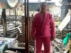 No AP, atleta ganha quimono após ter casa incendiada: 'continuarei lutando'
