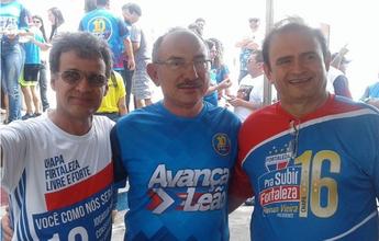 Jorge Mota é reeleito presidente do Fortaleza para o biênio 2017/2018