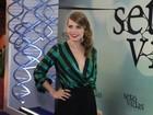 Letícia Colin emagrece para papel na TV: 'Cortei glúten e lactose'