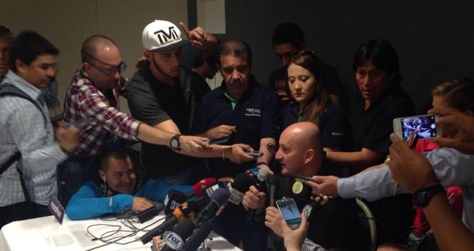 Pablo Repetto Independiente del Valle (Foto: Reprodução/Twitter)