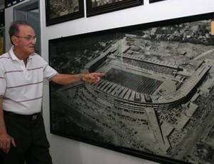 Lauthenay Perdigão, diretor do Museu dos Esportes de Alagoas (Foto: José Demétrio/ Divulgação Secretaria de Estado da Educação e do Esporte)