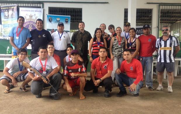 Terceira etapa do Campeonato de Carabina e Ar Comprimido escolhe os melhores do Estado do Amapá (Foto: Divulgação)