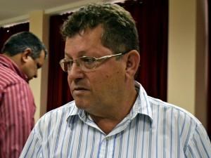 Luiz Carlos Arêas, presidente do Duque de Caxias (Foto: Vitor Costa/Divulgação)