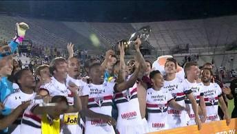 São Paulo conquista o Torneio da Flórida em primeira final de Rogério Ceni como técnico