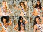 Candidatas de 19 cidades disputam o título de mais bela no Miss Goiás 2014