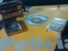 Imagens de ônibus 'denunciam' dono de cocaína e paraguaio é detido