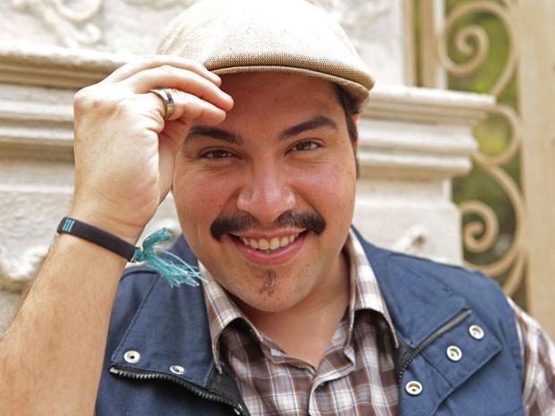 Demir concilia seu lado tradicional e cosmopolita (Foto: Salve Jorge/TV Globo)