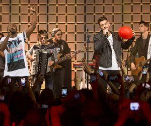 Entre o rock e o sertanejo, Fresno, Lucas Lucco e Henrique & Diego conquistam o público no Música Boa Ao Vivo