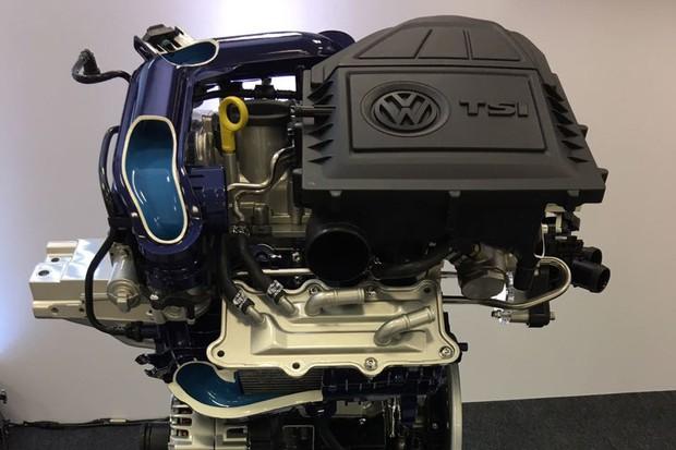 Volkswagen Polo motor 1.0 TSI (Foto: Autoesporte)