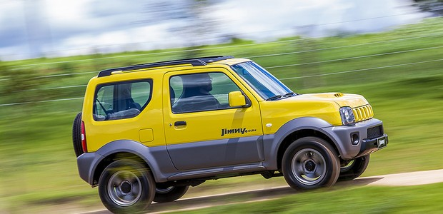 Suzuki Jimny (Foto: Suzuki)