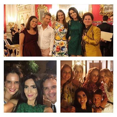 Luciana Cardoso mostra momentos na Itália (Foto: Reprodução/Instagram)