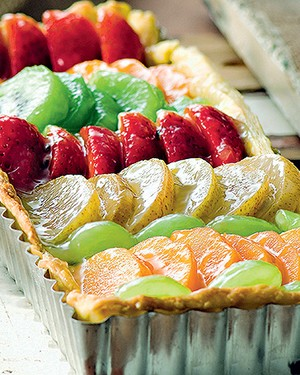 Torta de frutas (Foto: StockFood / Gallo Images Pty Ltd.)