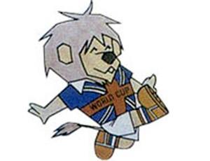 mascote Willie copa 1966 (Foto: Reprodução)