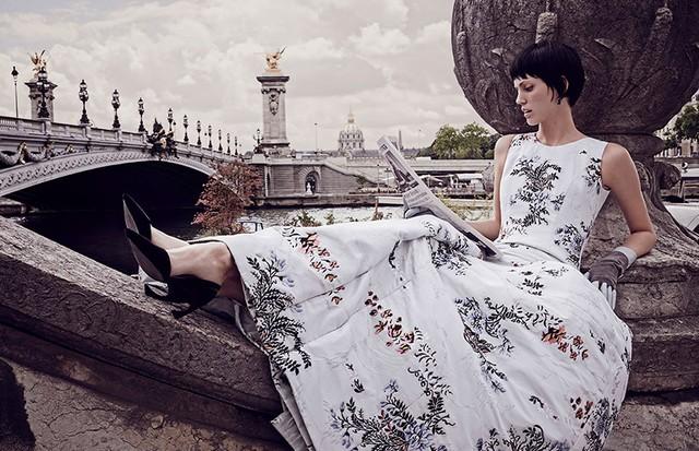 Paris (Foto: Mariano Vivanco/ Arquivo Vogue Brasil)