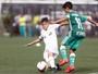 Palmeiras vence Santos fora de casa pela semifinal do Paulista sub-11