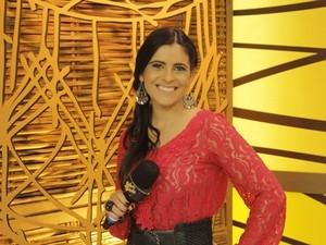 Shana Müller era a gauchinha da faculdade  (Foto: Foto: Bernardo Varone/Divulgação Galpão Crioulo)