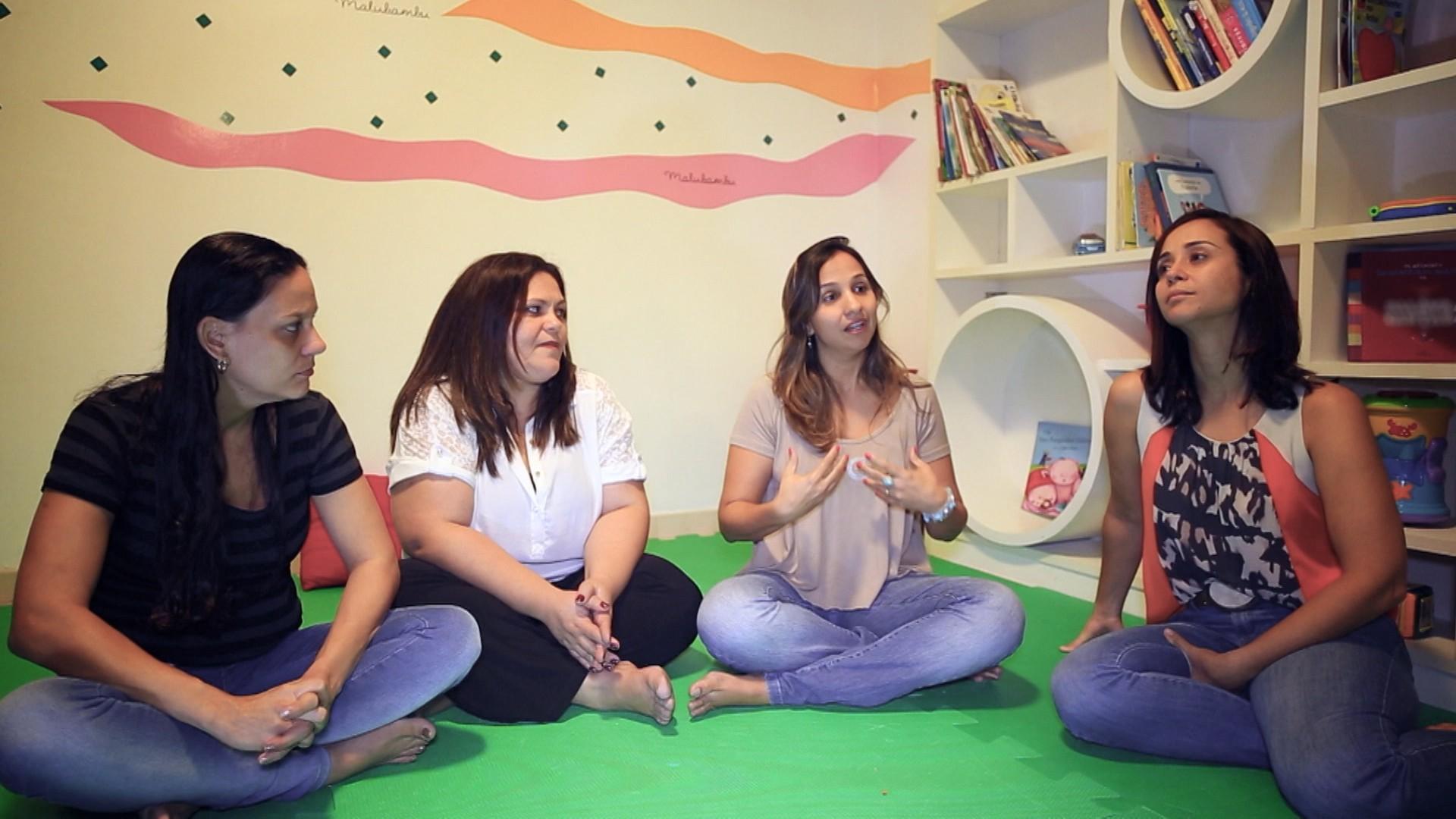 Mães de crianças com Síndrome de Down falam da capacidade de socialização de seus filhos (Foto: Divulgação)