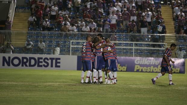 Fortaleza e Sousa no PV (Foto: Kid Júnior/Agência Diário)