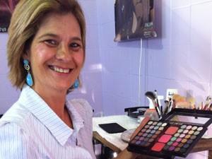 Enfermeira se torna empreendedora (Foto: Faeza Rezende)
