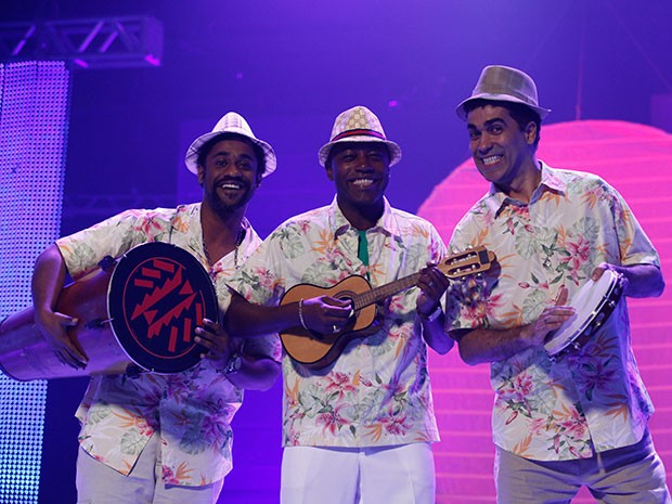 K-Samba Trio (Foto: Parker TV)