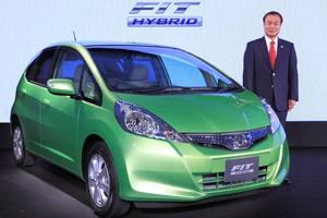 Honda Fit 2010 (Foto: Divulgação)